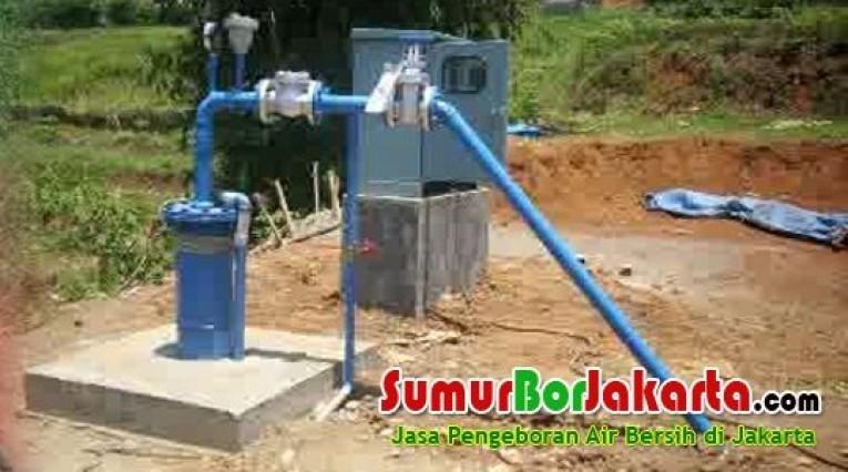 Cara Memilih Pompa Air yang Terbaik