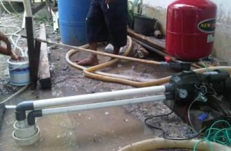 Sistem Membuat Sumur Bor yang simple di Rumah