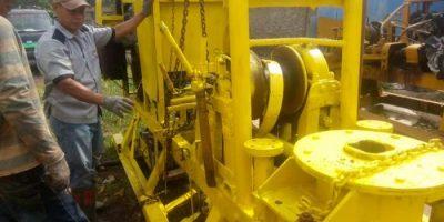 Foto Mesin Sumur Bor Dalam