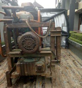 mesin sumur bor terbaru